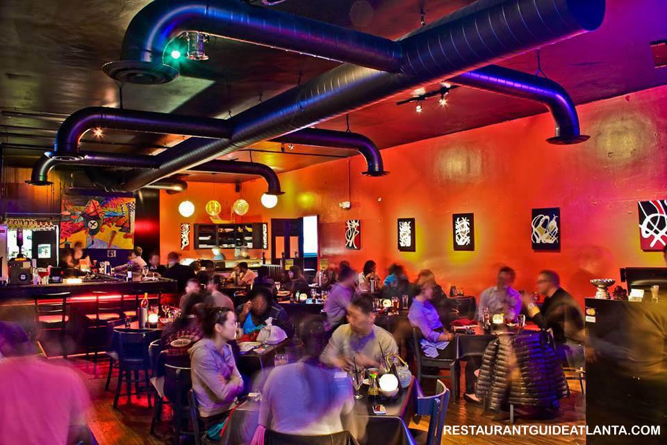 10 Restoran Terbaik Di Atlanta Timur