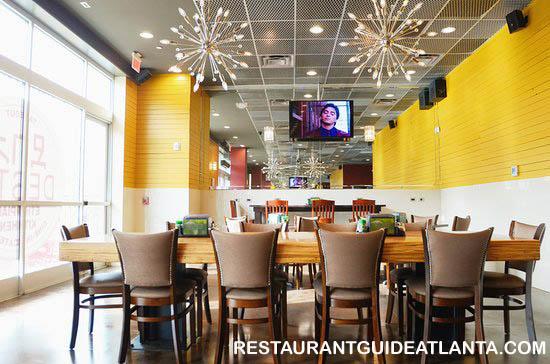 10 Restoran Terbaik Di Grant Park, Atlanta