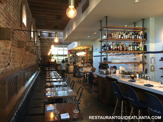 10 Restoran Terbaik Di Stasiun Atlantic, Atlanta