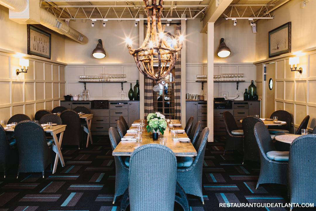 Rekomendasi 11 Restoran Suasananya Sangat Romantis di Atlanta