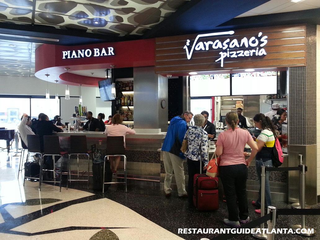 Terbaik Restoran di Bandara Internasional Atlanta
